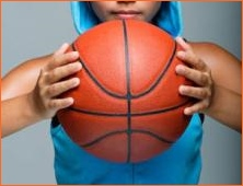 Basketball Tactile Sensation